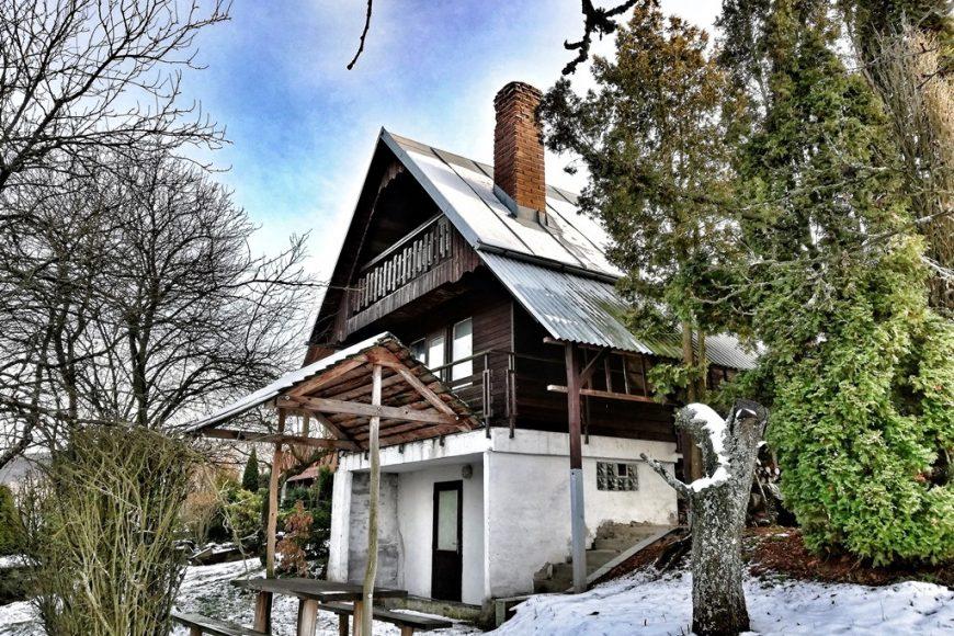 Rekonštrukcia domu zo 70 rokov, návrat jednoduchosti