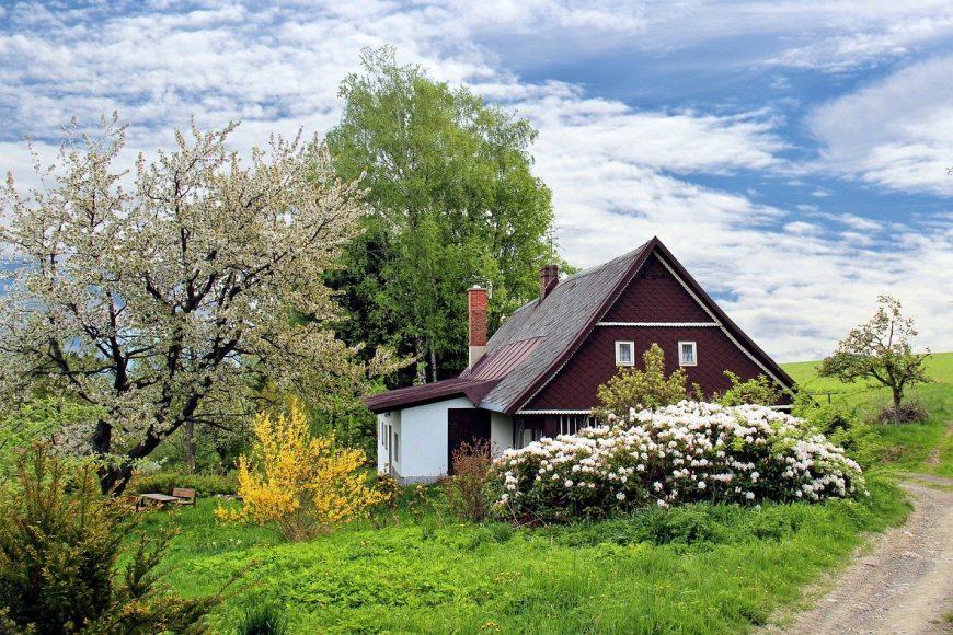 Doplnky na chalupu, ktoré vytvoria útulnú atmosféru domova